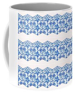 Sand Dollar Delight Pattern 4 Coffee Mug