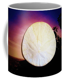 Sand Dollar Coffee Mug by Mary Ellen Frazee