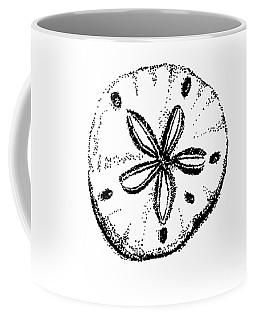 Sand Dollar Coffee Mug