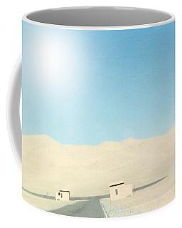 Sand Dune Surreal Coffee Mug