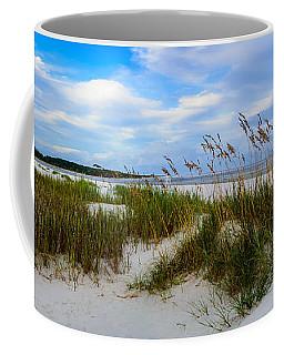 Sand Dunes And Blue Skys Coffee Mug