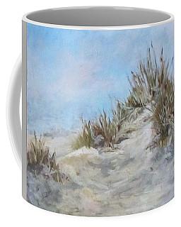 Sand Dunes And Salty Air Coffee Mug
