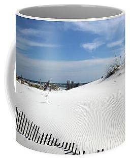 Sand Dunes Dream Coffee Mug