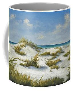 Sand Dunes Morning By Alan Zawacki Coffee Mug
