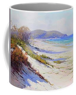 Sand Dunes Port Stephens Nsw Coffee Mug