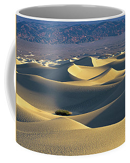 Sand Dunes Sunrise Coffee Mug