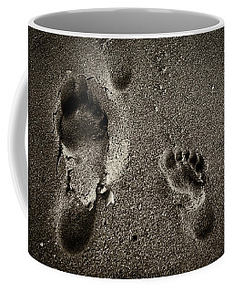 Sand Feet Coffee Mug