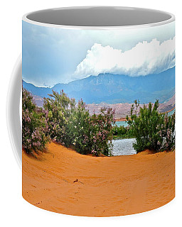 Sand Hallow Reservoir Coffee Mug