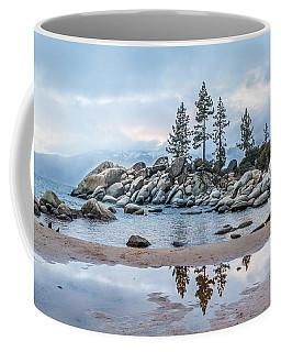 Sand Harbor Coffee Mug