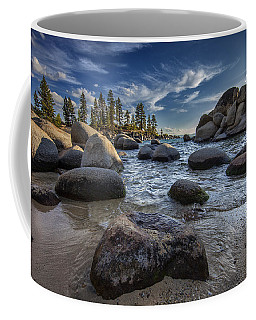 Sand Harbor II Coffee Mug