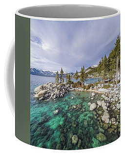 Sand Harbor Views Coffee Mug
