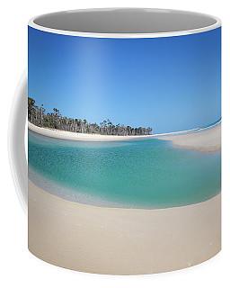 Sand Island Paradise Coffee Mug