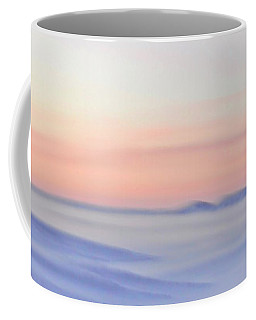 Sand Painting Coffee Mug