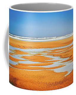 Sand Patterns No.2 Coffee Mug
