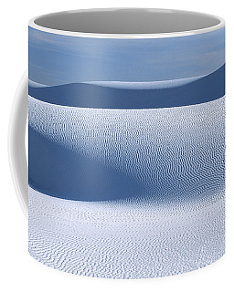 Sand Patterns Coffee Mug
