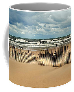 Sandblasted Coffee Mug