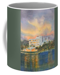 Sandcastle Retreat  Coffee Mug