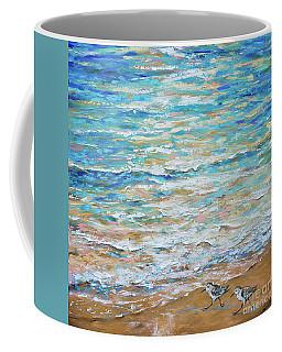 Sanderlings Coffee Mug