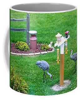 Sandhill Alert Coffee Mug