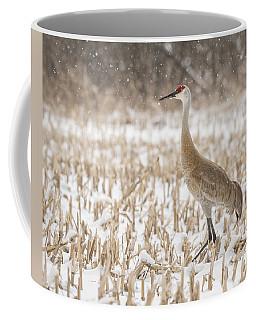 Sandhill Crane 2016-3 Coffee Mug