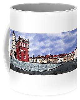 Sandomierz City Coffee Mug