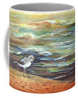 Sandpiper Coffee Mug by Joanne Smoley
