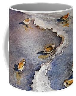 Sandpiper Seashore Coffee Mug