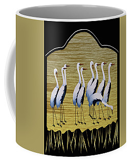 Sandpipers II Coffee Mug