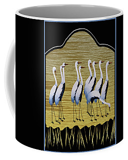 Sandpipers Coffee Mug