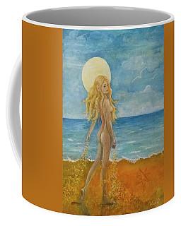 Sands Of Time Coffee Mug