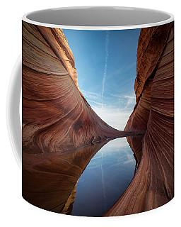 Sandstone And Sky Coffee Mug