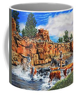 Sandstone Crossing Coffee Mug