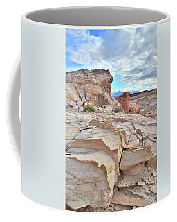 Sandstone Staircase In Valley Of Fire Coffee Mug