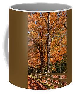 Sandwich Autumn Coffee Mug