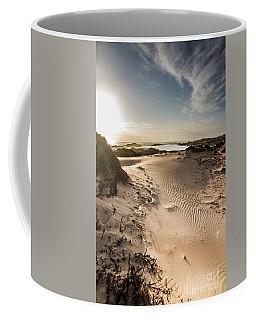 Sandy Beach Haven Coffee Mug