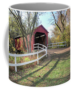 Sandy Creek Covered Bridge Coffee Mug