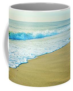 Sandy Hook Beach, New Jersey, Usa Coffee Mug