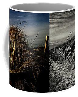 Sandy Neck Dunes Winter Light 2x Coffee Mug