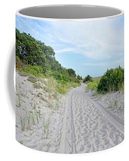 Sandy Neck Marsh Trail Coffee Mug