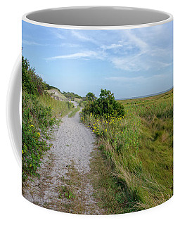Sandy Neck Trail Coffee Mug