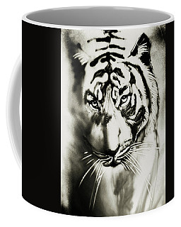 Sandy Tiger Coffee Mug