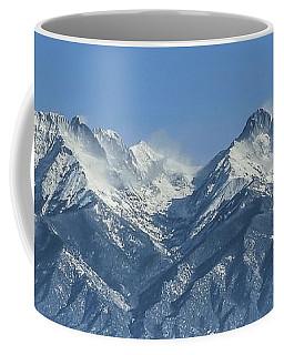 Sangre De Cristo Fourteeners Coffee Mug