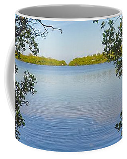 Sanibel Bay View Coffee Mug