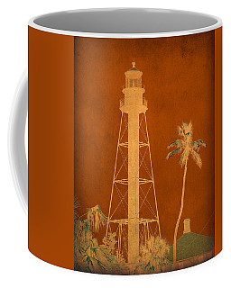 Sanibel Island Lighthouse Coffee Mug
