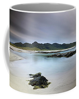 Coffee Mug featuring the photograph Sanna Bay by Grant Glendinning