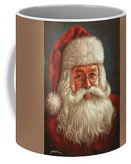 Santa 2017 Coffee Mug