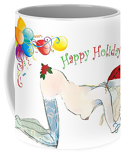 Santa Baby - Holiday Cards Coffee Mug