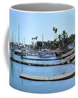 Santa Barbara Marina Coffee Mug