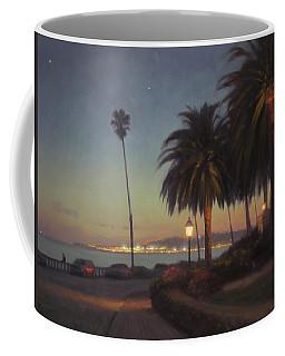 Santa Barbara Twilight Coffee Mug