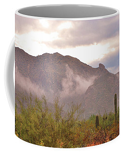 Santa Catalina Mountains II Coffee Mug